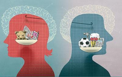 Diferença entre cérebro masculino e feminino