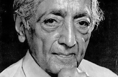 O mestre que recusou ser mestre - Krishnamurti