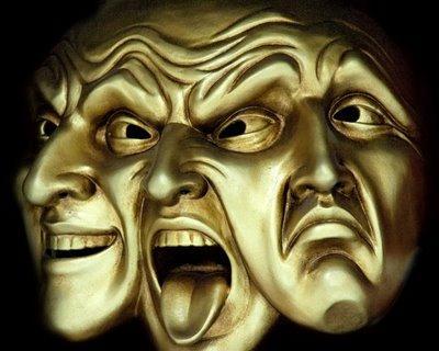 As várias máscaras que utilizamos para esconder o amor