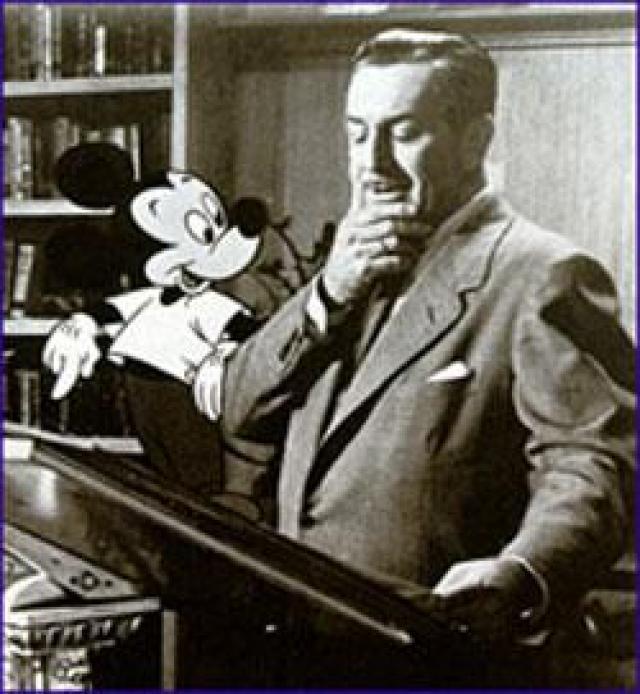 """""""Como Walt Disney f*#@u a minha vida"""""""