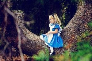 Toda mulher é meio Alice...