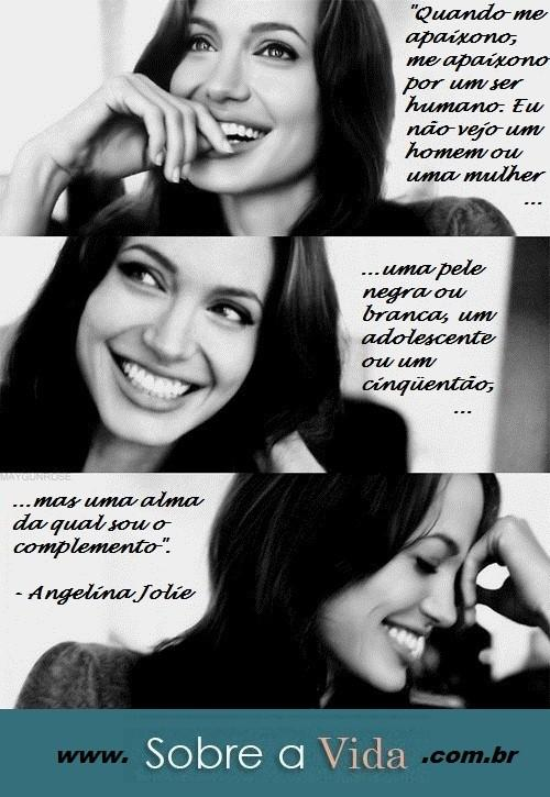 Frase de Angelina Jolie
