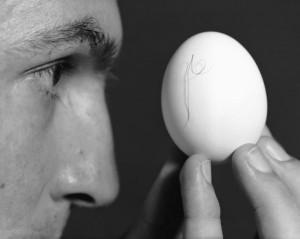 Pêlo em ovo...