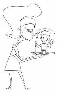 Bela ilustração de Olavo Tenório