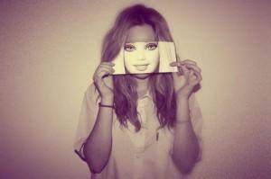 Sua vida não é uma foto, preserve-a