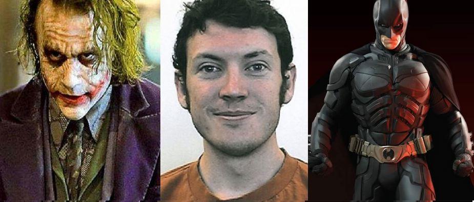 O atirador do Colorado, Batman, Coringa e o fanatismo