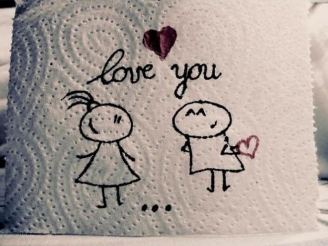 Eu te amo ♥