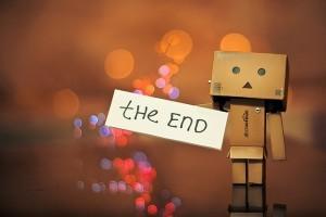 Acha que é o fim, então não viveu tudo