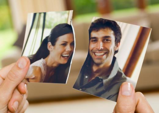 Por que os homens não terminam um relacionamento?
