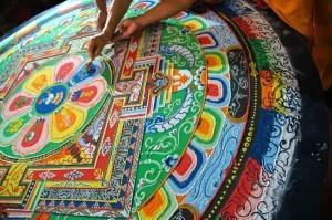 Arte milenar budista