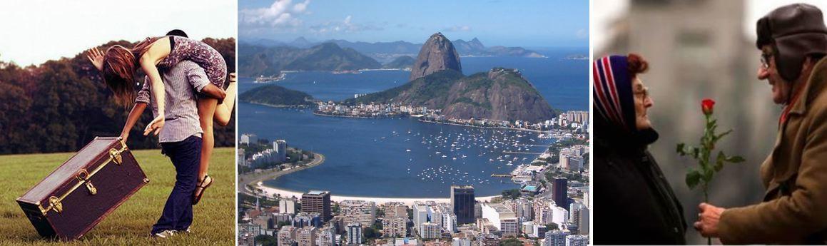 Palestra no Rio de Janeiro