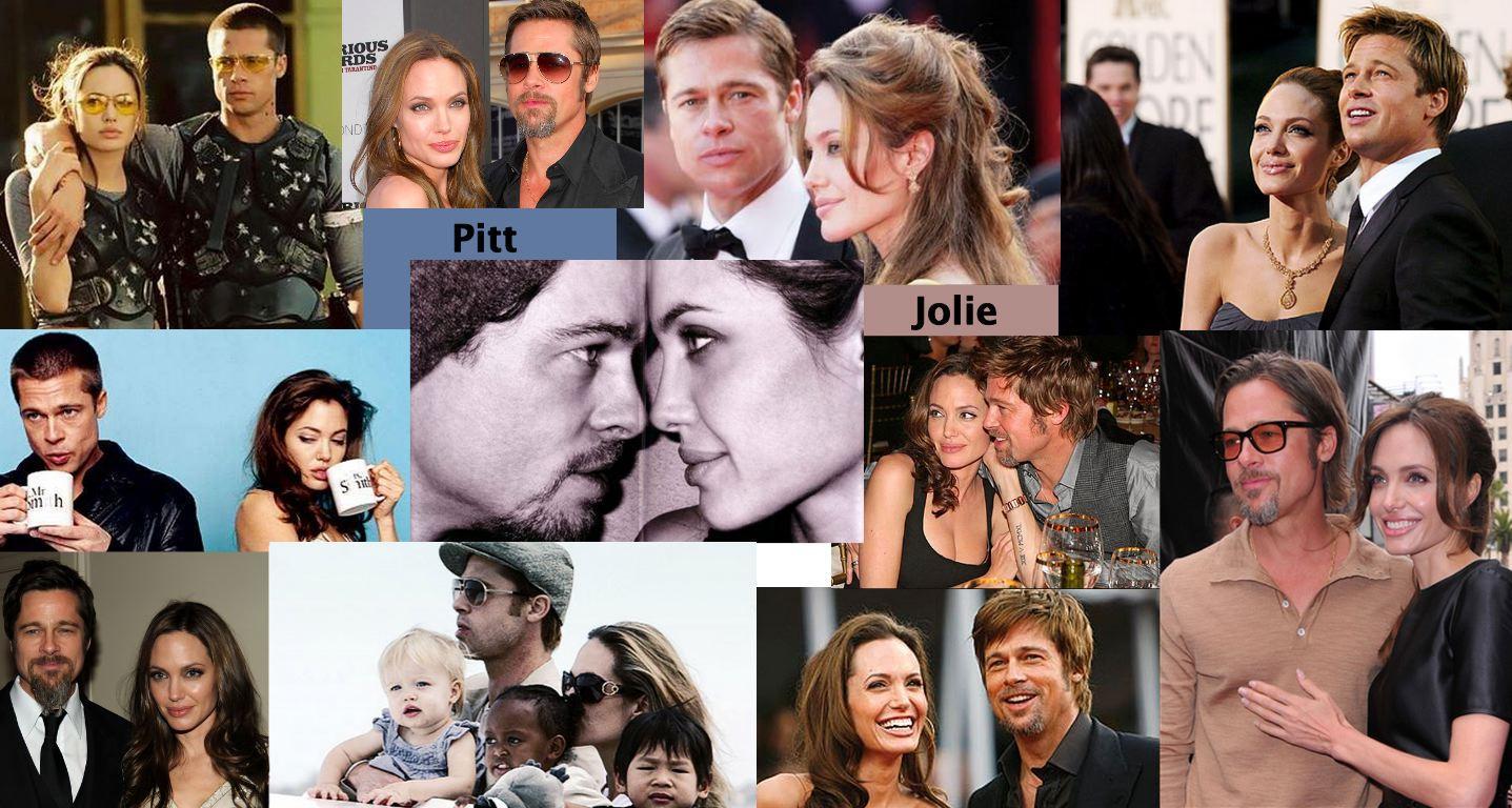 Um segredo de amor por Brad Pitt