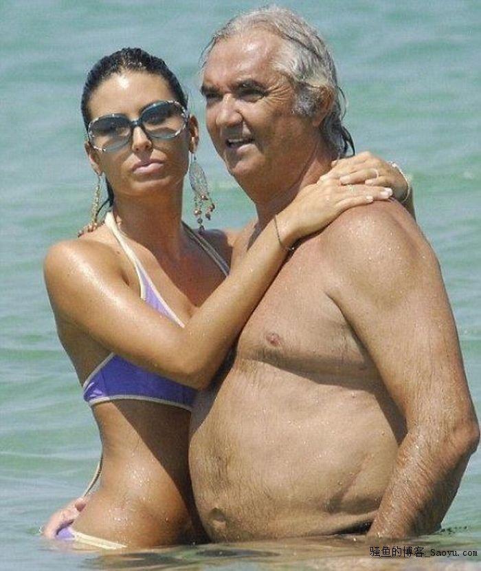 Homens mais velhos, mulheres mais novas