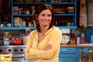Quem não se lembra da Monica de Friends e suas manias