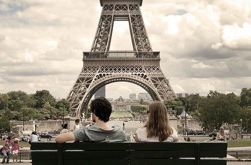 A dinâmica do amor nas cidades
