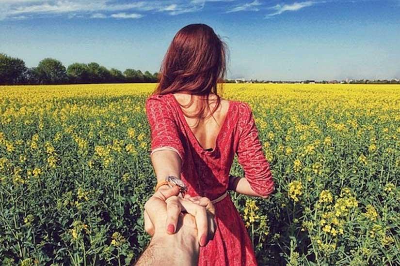 O relacionamento amoroso como jornada