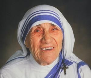 Não, talvez você não seja uma Madre Teresa