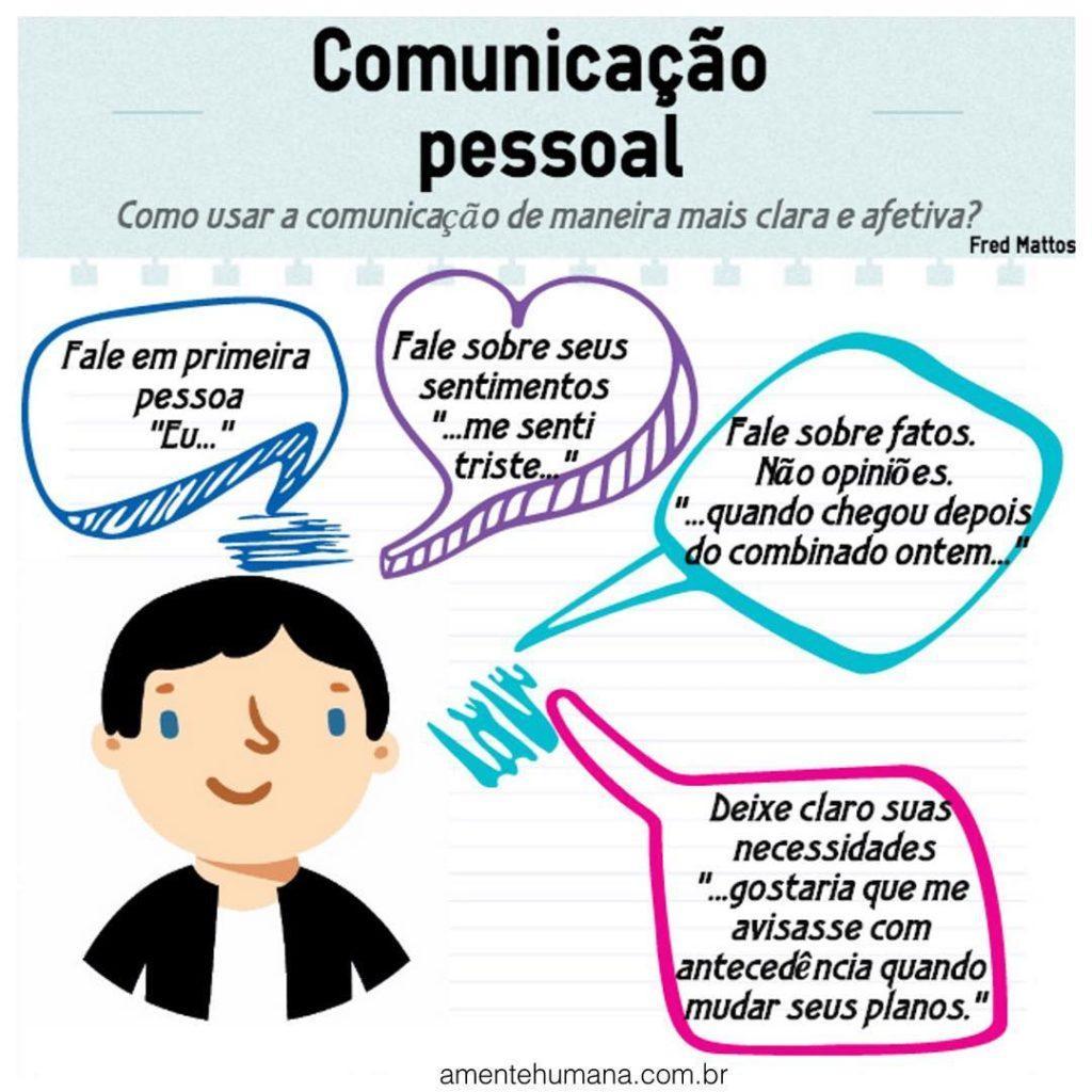 Como melhorar sua comunicao pessoal nos relacionamentos Compartilhe marque umahellip