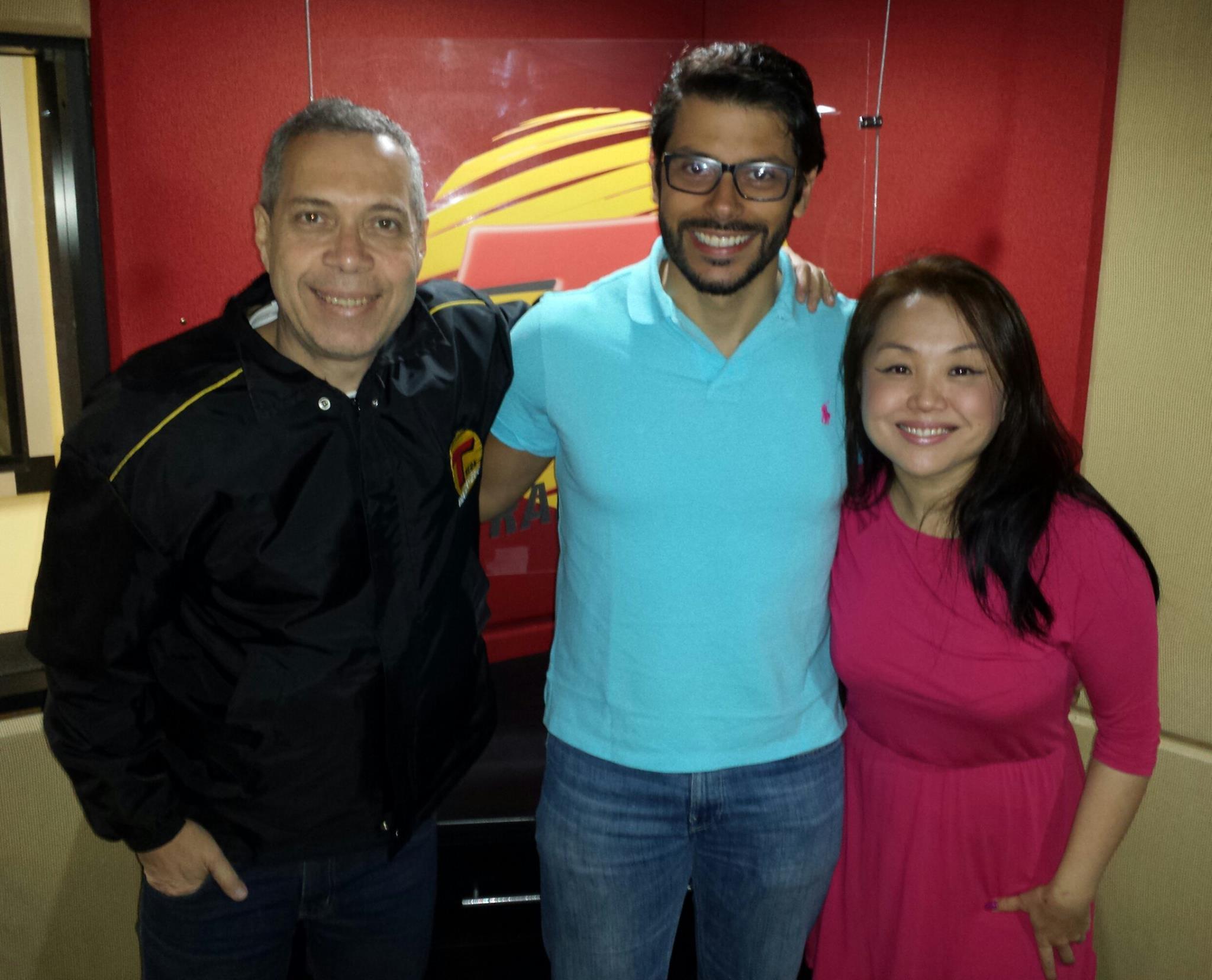 Programa Tititi da rádio Transamérica Hits - Dia dos namorados
