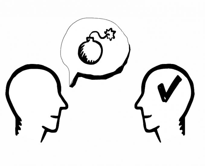 Como dar um feedback negativo