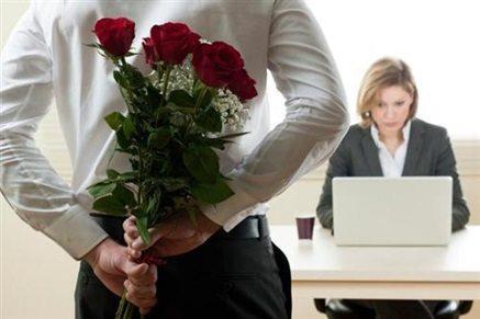 7 motivos para as as pessoas se apaixonam no trabalho