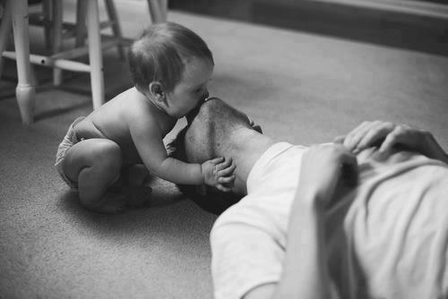 Carta para uma suicida - dia #10 [ser pai]
