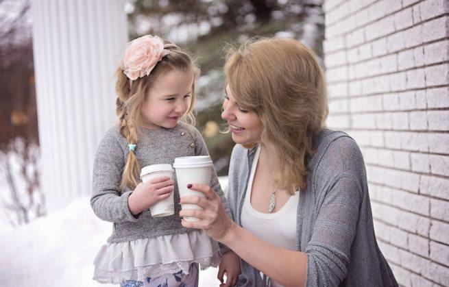 De mãe para filha(o)