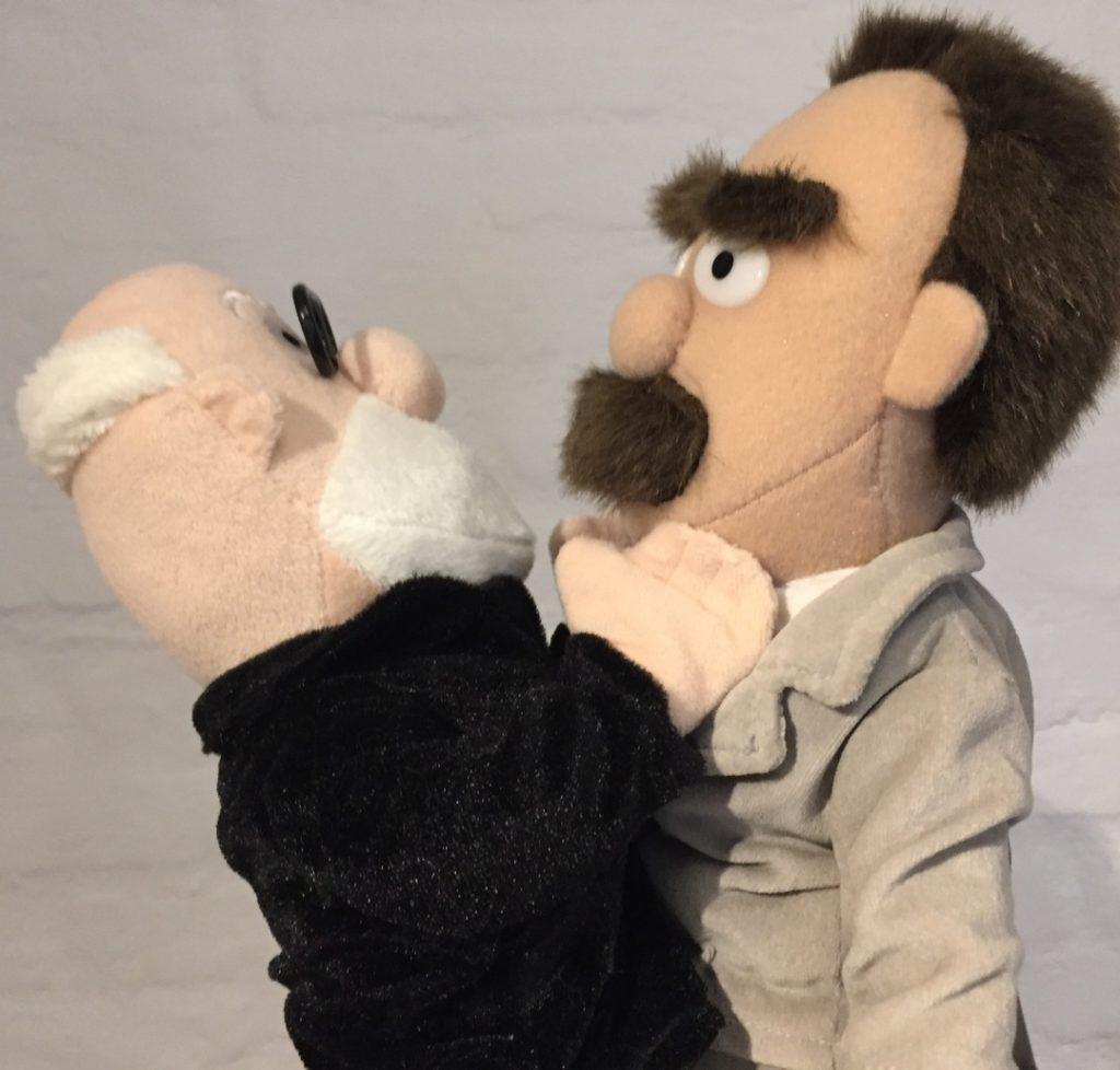 Nietzsche Sig me conta uma coisa qual foi o diahellip