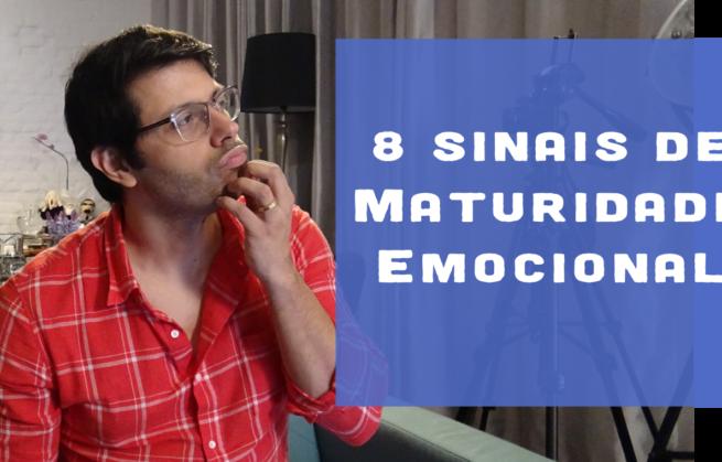 8 sinais de imaturidade emocional
