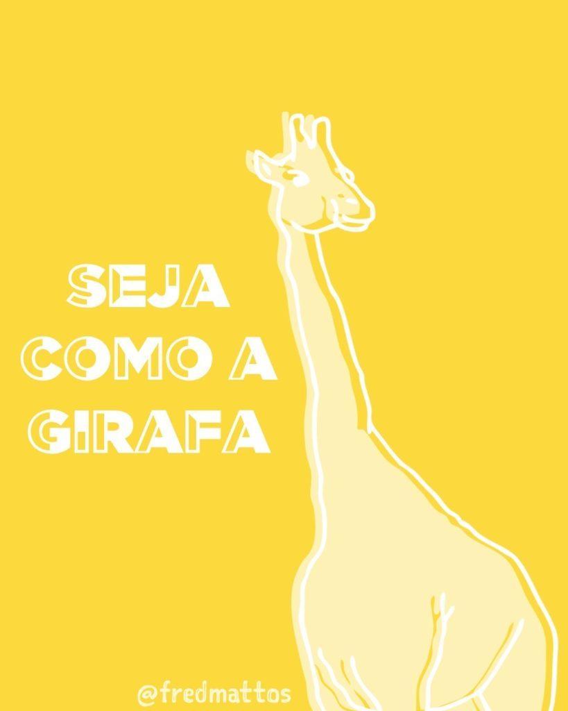 A girafa tem um corao enorme para fazer o sanguehellip