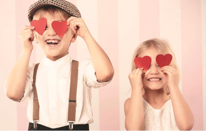 Resgate a criança que há em você na vida amorosa
